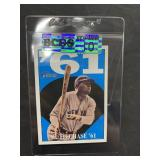 Babe Ruth Graded Gem Mint 10 Card-