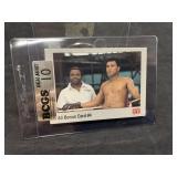 Muhammad Ali Boing Card Graded Gem Mint 10-4