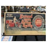 """Indian Motorcycle Paper Lihto Poster 17"""" x 9"""""""