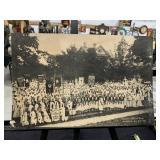 """1931 KKK Convention Paper Litho Photo 17"""" x 11"""""""
