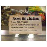 Please Read SIMPLE STATED AUCTION RULES FOR YOU