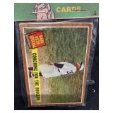 1962 Topps Store Pack Babe Ruth Front-Dodgers