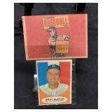 1961 Topps Store Pack-Alston/Buhl