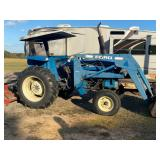 Ford 6610,1428 hours,one owner