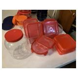 Betty Crocker plastic containers