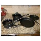 Calaphon skillets & pots with lids