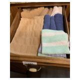 Dish cloths & kitchen towels