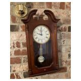 Howard Miller Westminster chime wall clock