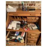 Content of desk