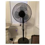 "Oscillating stand fan 16"""