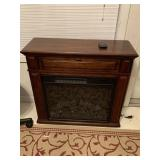 Duraflame electric fireplace