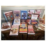 20+ cookbooks