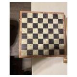 Chessboard all pieces included inside