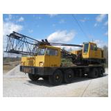 LIMA 500T, 50T, 180 FT BOOM