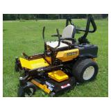 "QTY 2) CUB CADET TANK ZERO TURN, 60"" DECK, 400 & 495 HRS"