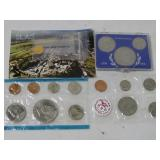Assorted US Coins As Pictured Dates & Mints Vary