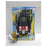 NIP DC Remote Control Transforming Batmobile