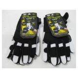 Two Pair NWT Pugs Tech All Trade Gloves