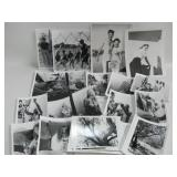 Collection Black & White Photographs Some Vintage