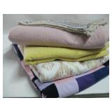 Quilt, Blankets & Place Mats