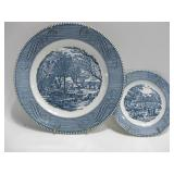 Two Currier & Ives Collector