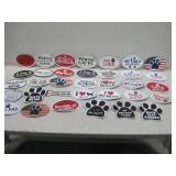 """Assorted Dog Lovers 5.5""""x 4"""" Magnets"""
