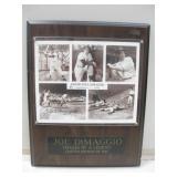"12""x 15"" Joe DiMaggio Signed Lmtd Ed. Print w/ COA"