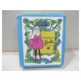 """11""""x 12.5""""x 2.5"""" 1968 Mattel Plastic Barbie Case"""