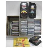Assorted Music Audio CD