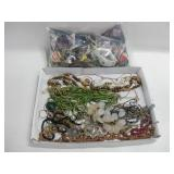 Assorted Fashion Jewelry As Pictured