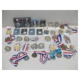 Assorted Medals & Ribbons Various Topics