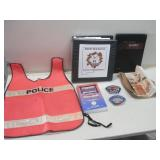 NM Gang Identifier Books Police Vest & Patches