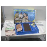 Tandy Leather Lets Do Leathercraft Set As Shown