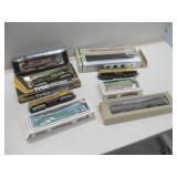 Assorted Ho Train Cars & More See Info
