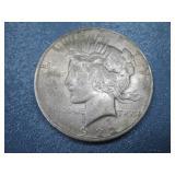 1922 Silver Peace Dollar 90% Silver