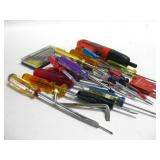 Assorted Hand Tools As Pictured
