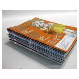 Twenty Six Antiques & Collectibles Magazines