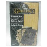 """NIP Grill Pro Metal Smoker Box 5""""x 8"""""""