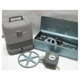 Keystone Mov-E-Lite Movie Projector See Info