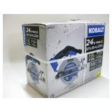 NIB Kobalt 24v Circular Saw Battery Not Included