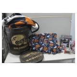 Denver Broncos NFL Collectibles Cooler Is 15x 19