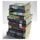 Lot Of Assorted Paperback Novels