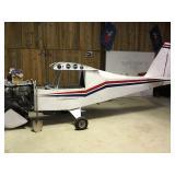 Tool, Equipment Ultra light planes