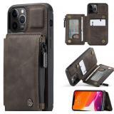 Kowauri iPhone 12 Pro Max Wallet Case