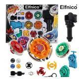 Elfnico Battling Tops Metal Fusion Starter Set