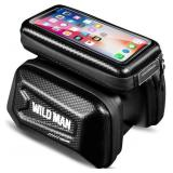 Bicycle Front Bag Hard Shell Touch Screen