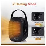 Hisome Portable Space Heater