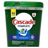 Cascade Complete Dishwasher Detergent