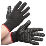Impacto Anti-Vibration Gloves XL, Black (VI473350)