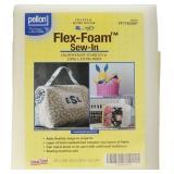 6X $150 VALUE- Pellon FF776020P Flex-Foam